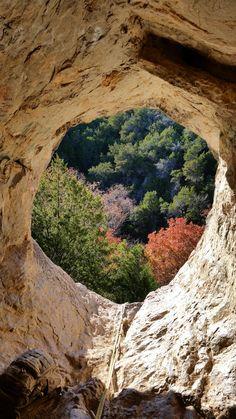 The cave. [OC] [Turner falls Oklahoma] by jeri Vacation Trips, Vacation Spots, Vacation Ideas, Turner Falls Oklahoma, Places To Travel, Places To See, All I Ever Wanted, Travel Oklahoma, Le Far West