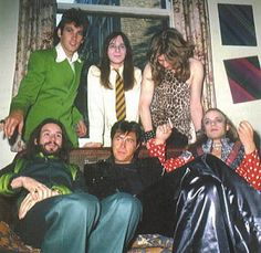 Roxy Music, in a league of their own.
