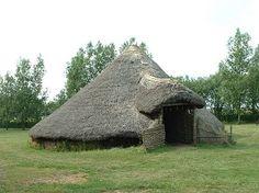 Flag Fen - Iron Age Round House