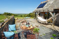 A Countryside Retreat: Boscastle Cornwall, UK