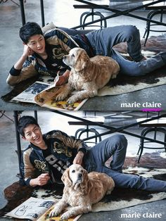 Song Joong Ki - Marie Claire Magazine June Issue '16