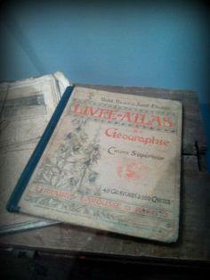 Oude atlas