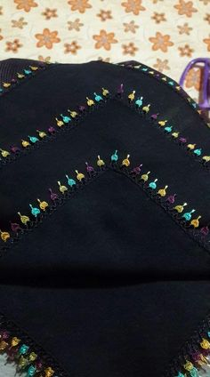 Diy And Crafts, Beanie, Lace, Embroidery, Beanies, Beret