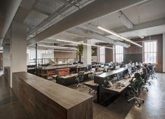 1 | Inside FiftyThree's Jaw-Dropping New Office Space | Fast Company | business + innovation