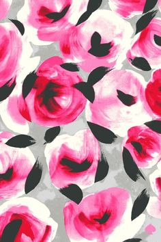 """Kate Spade """"Coming Up Roses"""" mobile wallpapercheck out the rest of ..."""