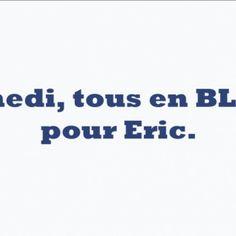 Samedi tous en blanc pour rendre hommage à Eric Béchu