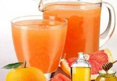 Jugo naranja quemagrasas | Recetas para adelgazar