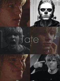 To many AHS Fans, Evan Peters will always be Tate Langdon, Season 1 Murder House. Follow rickysturn/evan-peters