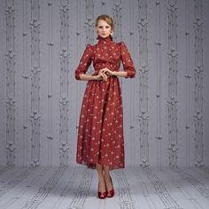 Ulyana Sergeenko Capsule Collection Spring-Summer 2014.