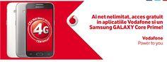 Ai la dispoziție viteze 4G de până la 150 Mbps și pe telefonul mobil, împreună cu o gamă variată de smartphone-uri 4G de top, la cele mai bune prețuri. În plus, acum ai acces la servicii 4G și în roaming, fără costuri suplimentare faţă de tarifele curente de roaming. #BUZZStore #VodafoneRomania