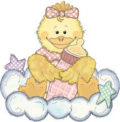 LÁMINAS - Cuddly Buddly's-Little Kwackers - Kekas Scrap - Picasa Web Albums Little Boy And Girl, Boy Or Girl, Baby Girl Clipart, Baby Embroidery, Picasa Web Albums, Decoupage Paper, Paper Tags, Baby Prints, Baby Cards