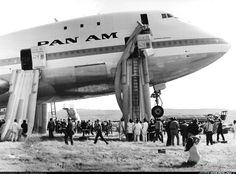 PAN AM Flight 845  https://en.wikipedia.org/wiki/Pan_Am_Flight_845