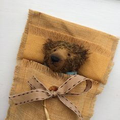 Plush, Reusable Tote Bags, Teddy Bear, Artist, Crafts, Animals, Manualidades, Animales, Animaux