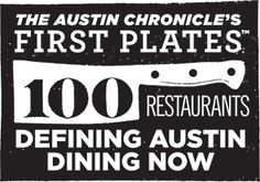 First Plates