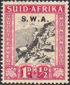 South West Africa 1935 Voortrekker Memorial Afrikanns SG 93 Fine Mint SG 93 Scott Other British Commonwealth stamps for sale here Union Of South Africa, Buy Stamps, Beaches In The World, Most Beautiful Beaches, Small Art, West Africa, Stamp Collecting, Postage Stamps, Art Forms