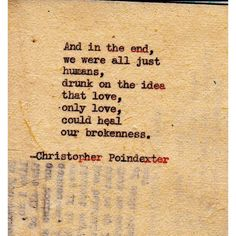 The Blooming of Madness poem 4 - Christopher Poindexter