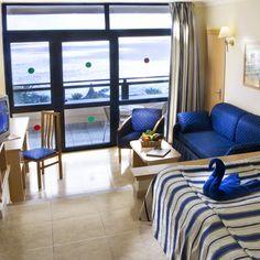 Double Room. Hotel Orquidea. Bahia Feliz. Gran Canaria