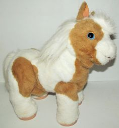 Furreal Friends Baby Butterscotch My Show Pony Horse Interactive  #Hasbro