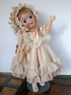 US $289.99 Used in Dolls & Bears, Dolls, Antique (Pre-1930)