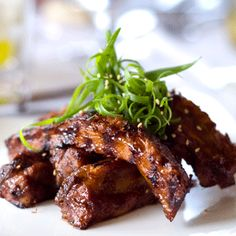 Mmm... Pineapple Soy Glazed Ribs - Sprouts Farmers Market - sprouts.com #GreatGrillin