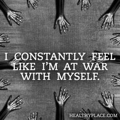 Look at these bipolar quotes on beautiful shareable images. Each bipolar quote provides insight and inspiration on different aspects of bipolar disorder. Mental Disorders, Anxiety Disorder, Panic Disorder, Infp, Bipolar Quotes, Bipolar Disorder Quotes, Anxiety Quotes, Mental Illness Awareness, Understanding Anxiety