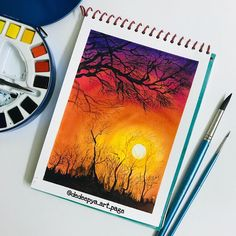 Craftamo brings cruelty-free, eco-friendly, art supplies to your doorstep. Landscape Paintings, Watercolor Paintings, Landscapes, Bear Sketch, Art Pages, Painting Tips, Rainbow Colors, Art Supplies, Cruelty Free