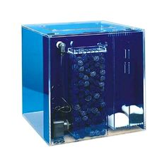 Clear-For-Life 60 Gallon Cube UniQuarium™ is the perfect choice for both the novice and the professional aquarium hobbyist. Beginners choose the Uniquarium Rectangle Aquarium because it comes with eve