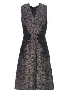 Floral-cloqué dress | Sophie Theallet | MATCHESFASHION.COM US