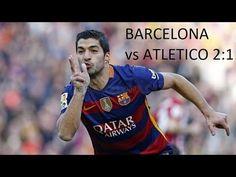 Liga BBVA Fc Barcelona - Atletico Madryt 30.01.2016