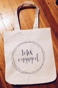 9dd56b14877e 32 Best Wedding images in 2017 | Bride to be, Tote Bag, Wedding bride