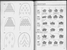 Fantásticas pantuflas tejidas con dos agujas   Crochet y dos agujas