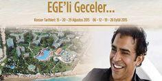 Didim'de Aurum SPA & Beach Resort'de Ege'li geceler