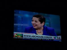 Age of Learning, Inc. Sr. Curriculum Advisor, Dr. Rebecca Palacios, interviewed on Univision about the benefits of bilingual education.