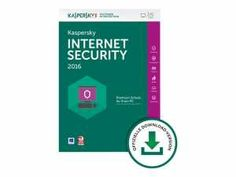 KASPERSKY ESD Internet Security 2016 1 PC 1 Year
