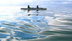 sea kyaking in Alaska