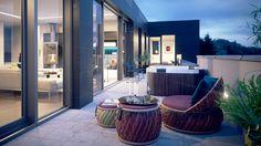3D Visualisering terrasse