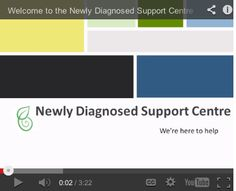 Newly Diagnosed Support Centre Welcome Webinar - http://www.allergysupportcentre.ca/webinars.html