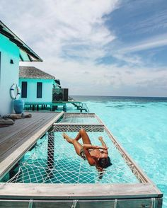 The Maldives, just one of the world's most breathtaking destinations - your next holiday is sorted with our selection of incredible places for your vacation. These are the best of the world's must see locations! Read on for our pick of the most beautiful, Oh The Places You'll Go, Places To Travel, Travel Destinations, Holiday Destinations, Dream Vacations, Vacation Spots, Italy Vacation, Destination Voyage, Travel Aesthetic