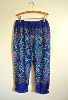 ANTHROPOLOGIE : Lilka Trousers Lounge PANTS Size Large 100% Rayon  #AnthropologieLilka #CasualPants