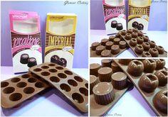 Stampi SILIKOMART per cioccolatini