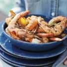 Try the Grilled Salt and Pepper Shrimp Recipe on williams-sonoma.com/