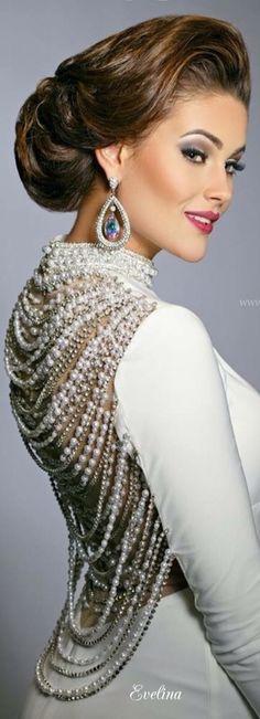 Pearl back