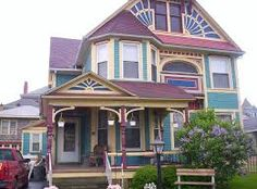 Image Result For Red Painted House