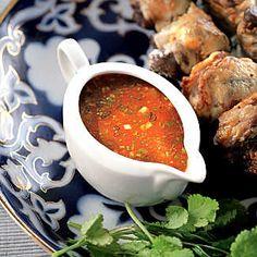 Томатный соус к шашлыку
