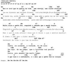 MEU CAVAQUINHO: Cifra - Verdade Chinesa - Diogo Nogueira
