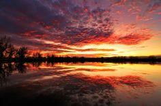 Sunset Season on the Front Range