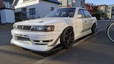 TOYOTA CHASER / JZX81