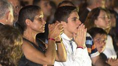 El increíble gesto de la madre de Luis Salom