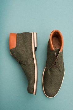 Fashion Men's Shoes on the Internet. Casual Boots. #menfashion #menshoes #menfootwear @ http://www.pinterest.com/alfredchong/fashion-mens-shoes/
