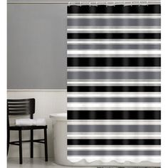 black and white shower curtain set. Black and White Shower Curtain Set  Peyton s Bathroom Pinterest curtain sets shower